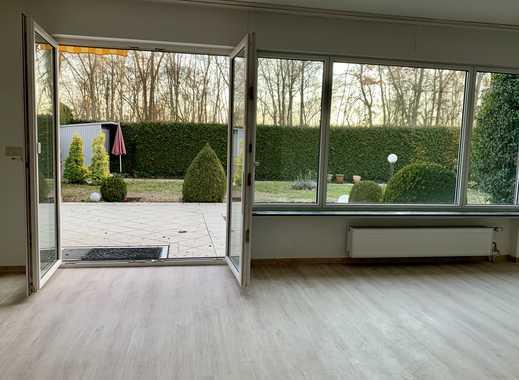 Großzügige Oberstadt-Wohnung, 2 Terrassen + großer Garten zur Alleinnutzung