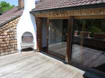 Terrassen- Dachgeschosswohnung