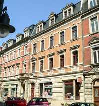 Ladengeschäft im Altstadtzentrum von Pirna