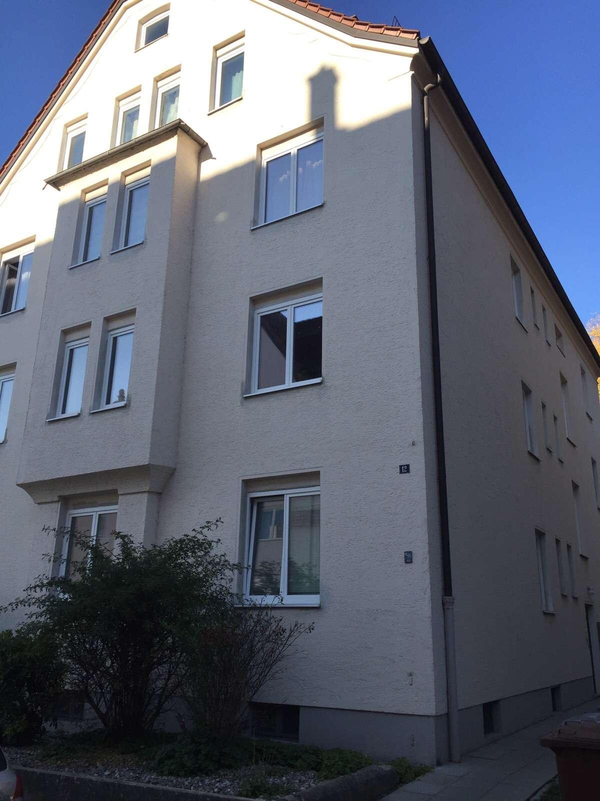 Schöne 4-Zimmer-Wohnung in Augsburg in Göggingen