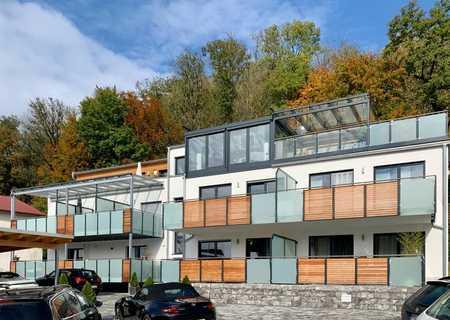 Neuwertige 2-Zimmer-Wohnung mit Balkon in Deggendorf/Natternberg in Deggendorf