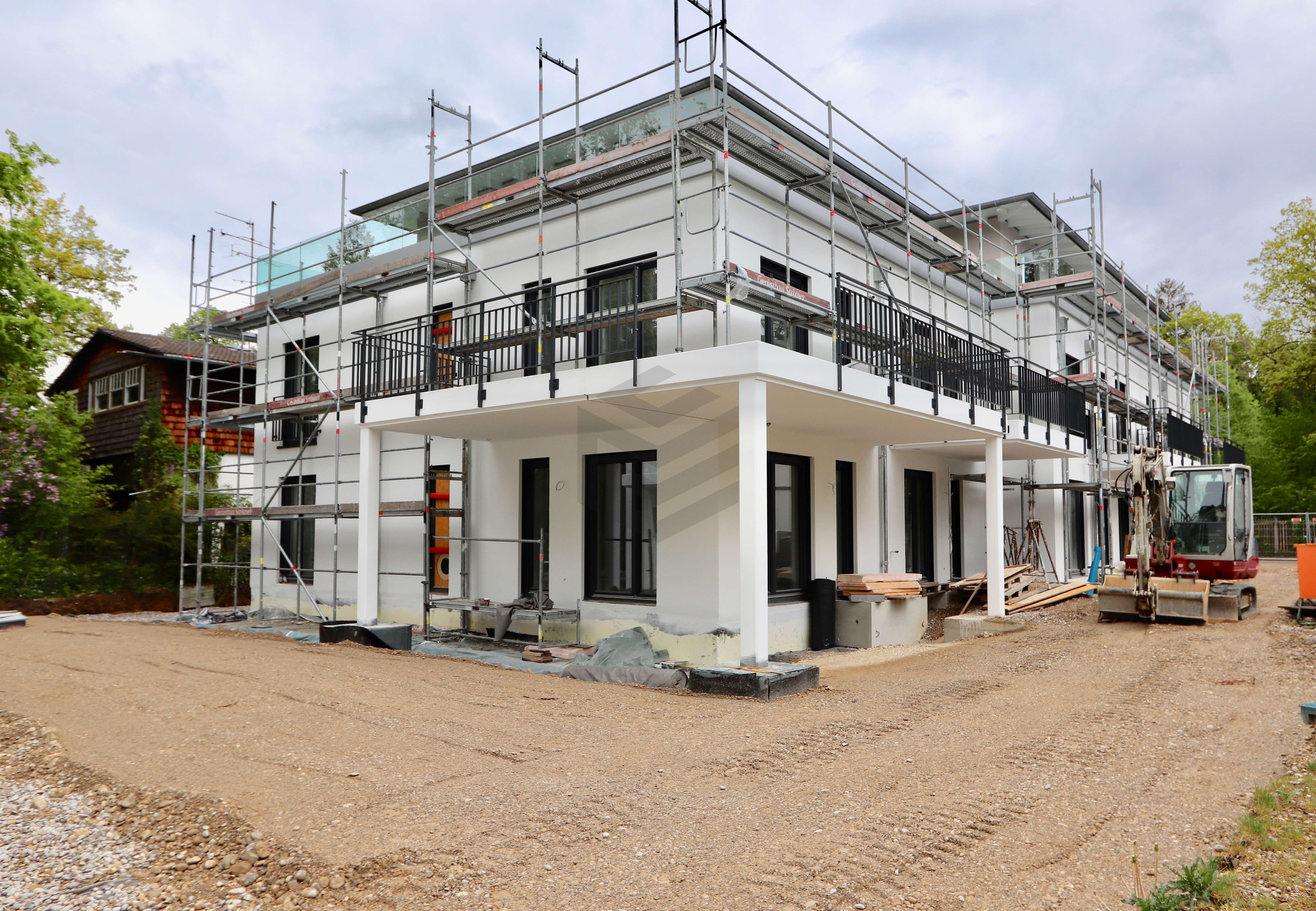 Neubau - Hochwertige 2-Zimmer Erdgeschosswohnung