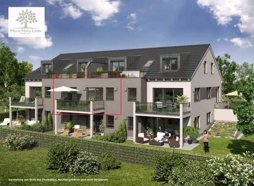 Reserviert: Neubau 2-Zimmer-Etagenwohnung in sonniger Südlage