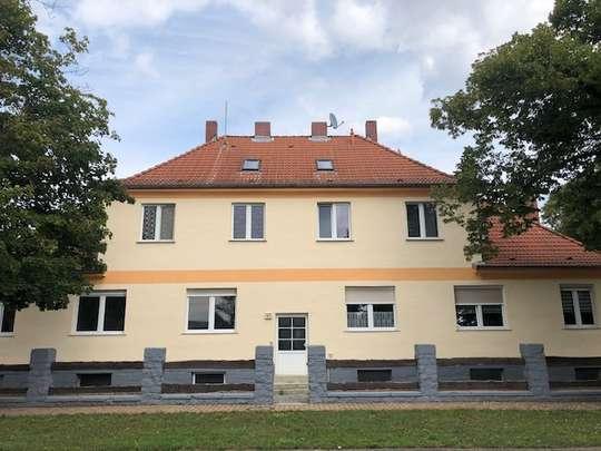 In 39264 OT Güterglück - Kernsanierte 3 Zi Wohnung mit Gartenanteil  (nur 9km von Zerbst entfernt)