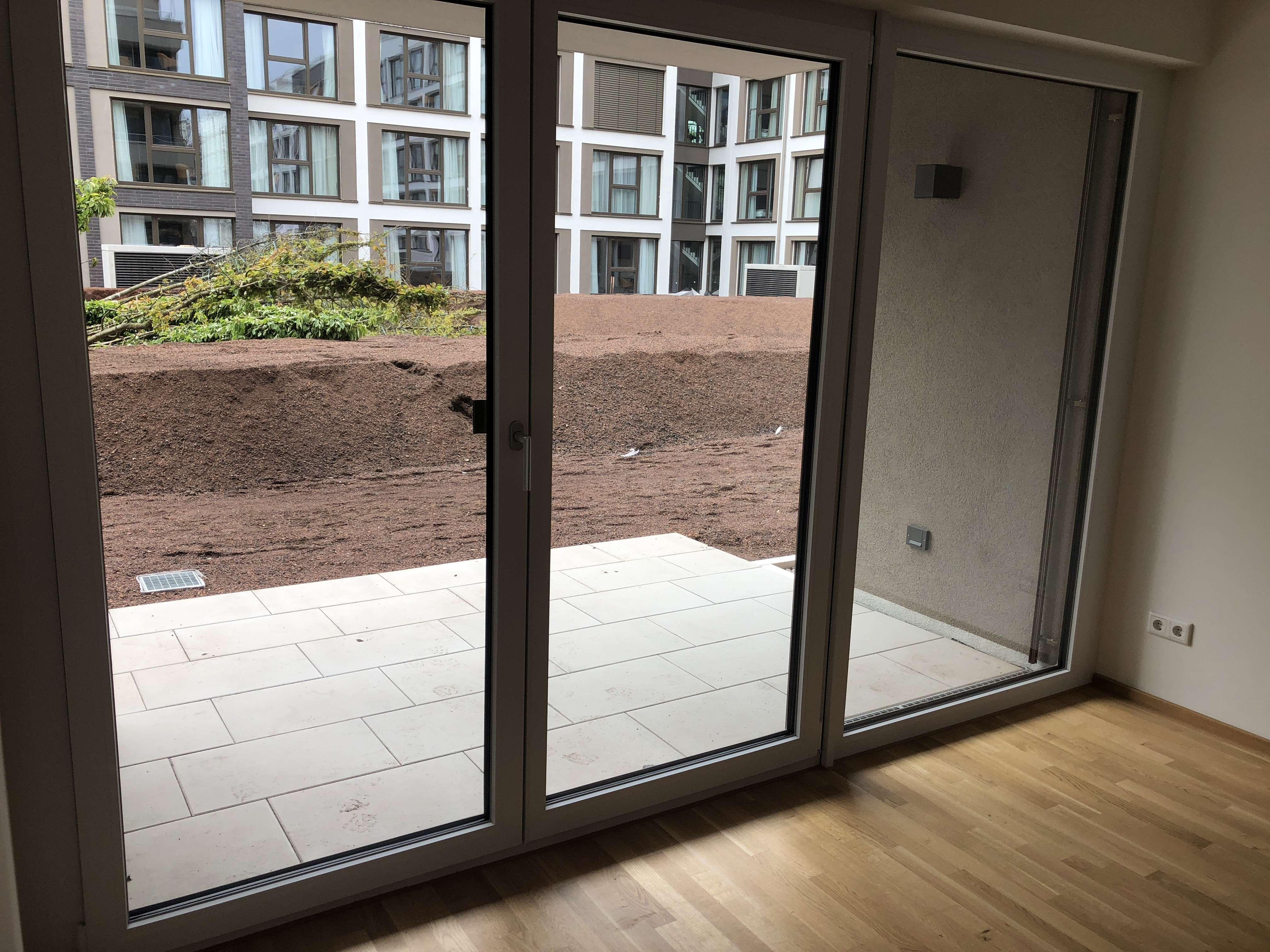 Zentrum mit Garten3-Zimmer wohnung mit Balkon Erlagen Höfe