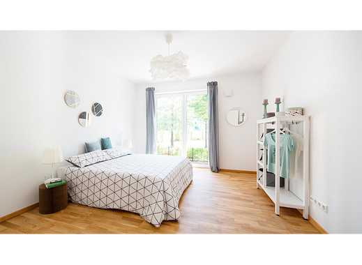 Durchdachte 2-Zimmer-Wohnung mit Einbauküche und Balkon im MediaCity Quartier