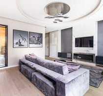 Luxuriös möblierte Neubau-Wohnung in Wilmersdorf