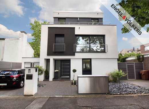 Designervilla im Bauhausstil am Rheinpark Neuss