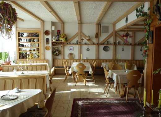 5O Betten-Hotel mit Alpenblick am Waldesrand und privatem Bauplatz für Ihren Wohnsitz