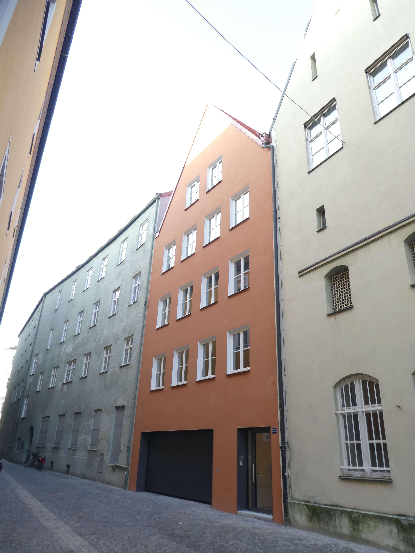 Schöne 2-Zimmer-Wohnung inmitten des Stadtzentrums - Erstbezug