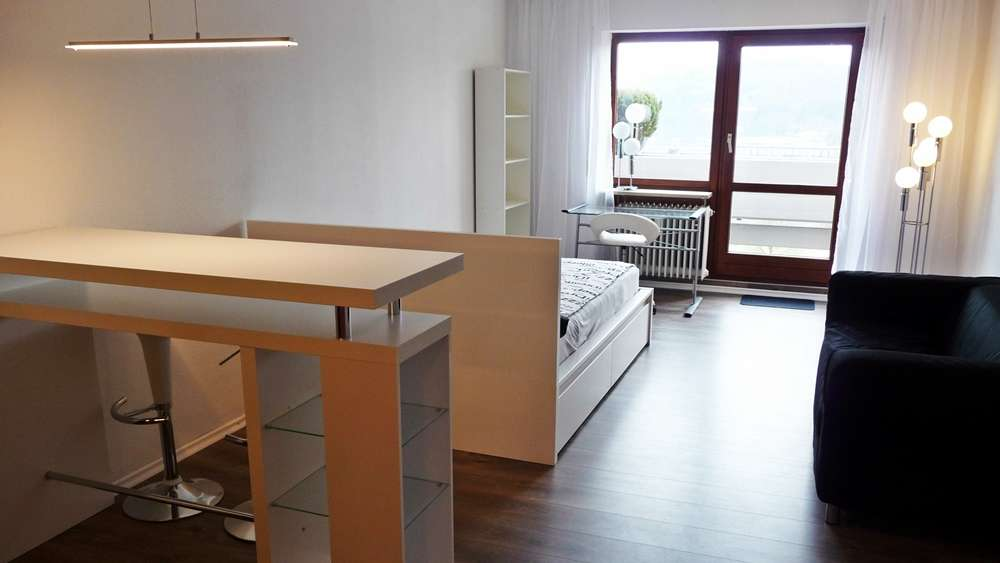Top Apartment / Nähe Uni & Klinik / voll möbliert / Sonnenterrasse / PA Haidenh. Süd / ab 01.04.2020 in Haidenhof Süd (Passau)