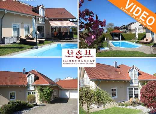 ***Vor den Toren von Passau - gepflegtes Wohnhaus mit ELA*** ruhige Wohnlage, schöner Garten