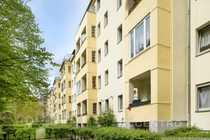 Vermietete Eigentumswohnung im angesagten Bezirk