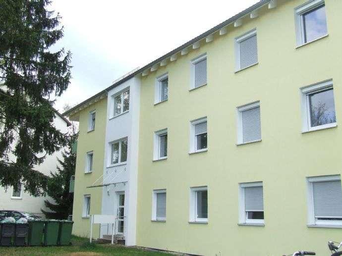 Saniertes Dachgeschoss 1 ZKB-Appartement mit EBK zwischen der Uni und der Altstadt