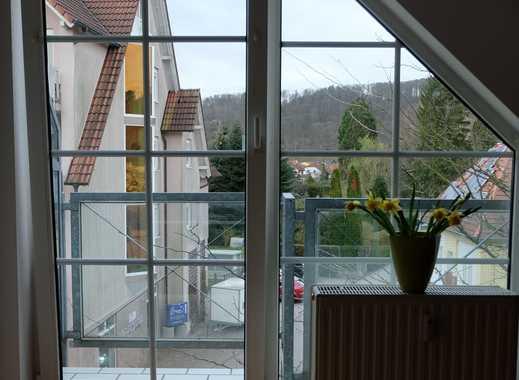 Neuwertige 1-Zimmer-Wohnung mit Balkon in Bammental