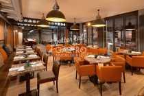 Hochwertig ausgebautes Restaurant mit Showküche