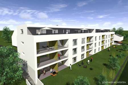 Hochmodernes 3,5-Zi.-Penthouse, Erstbezug, inkl. 2 TG-SP in Amendingen (Memmingen)