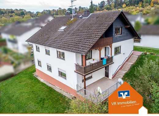 Haus mit drei Wohneinheiten