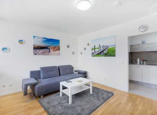 Charmantes und feinstes Studio Apartment mit Balkon (Köln)