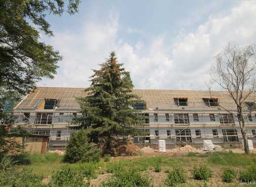 Erstbezug  nach Kernsanierung 4 Zimmer Maisonette mit Loggia im Dachgeschoss in der Anhaltsiedlung
