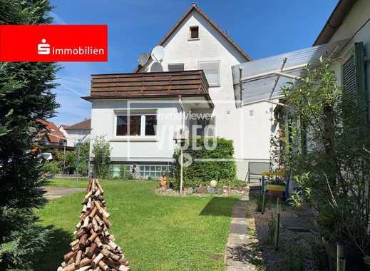 Gemütliches Haus mit tollem Grundstück in guter Lage von Lorsch!