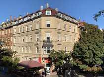 Weststadt 10-Parteien Wohn- und Geschäftshaus
