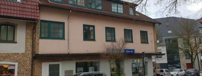 Porta-Hausberge zentral: Loggia, 2 Zimmer, 2 Duschbad