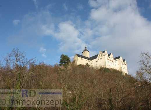 Baugrundstück mit direktem Blick auf die Burg