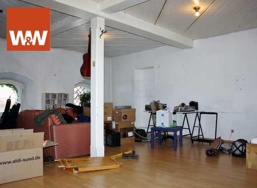 2,5 - Zimmer - Maisonette - Wohnung im Fuggerbau Memmingen - absolut zentral gelegen