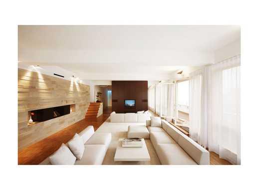 Büro - Loft mit Wohnungsnutzung in Obersendling - mit 2 Dachterrassen