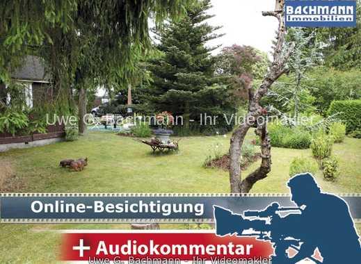 Woltersdorf: Wohnbaugrundstück mit ca. 817 m² großen Grundstück - UWE G. BACHMANN