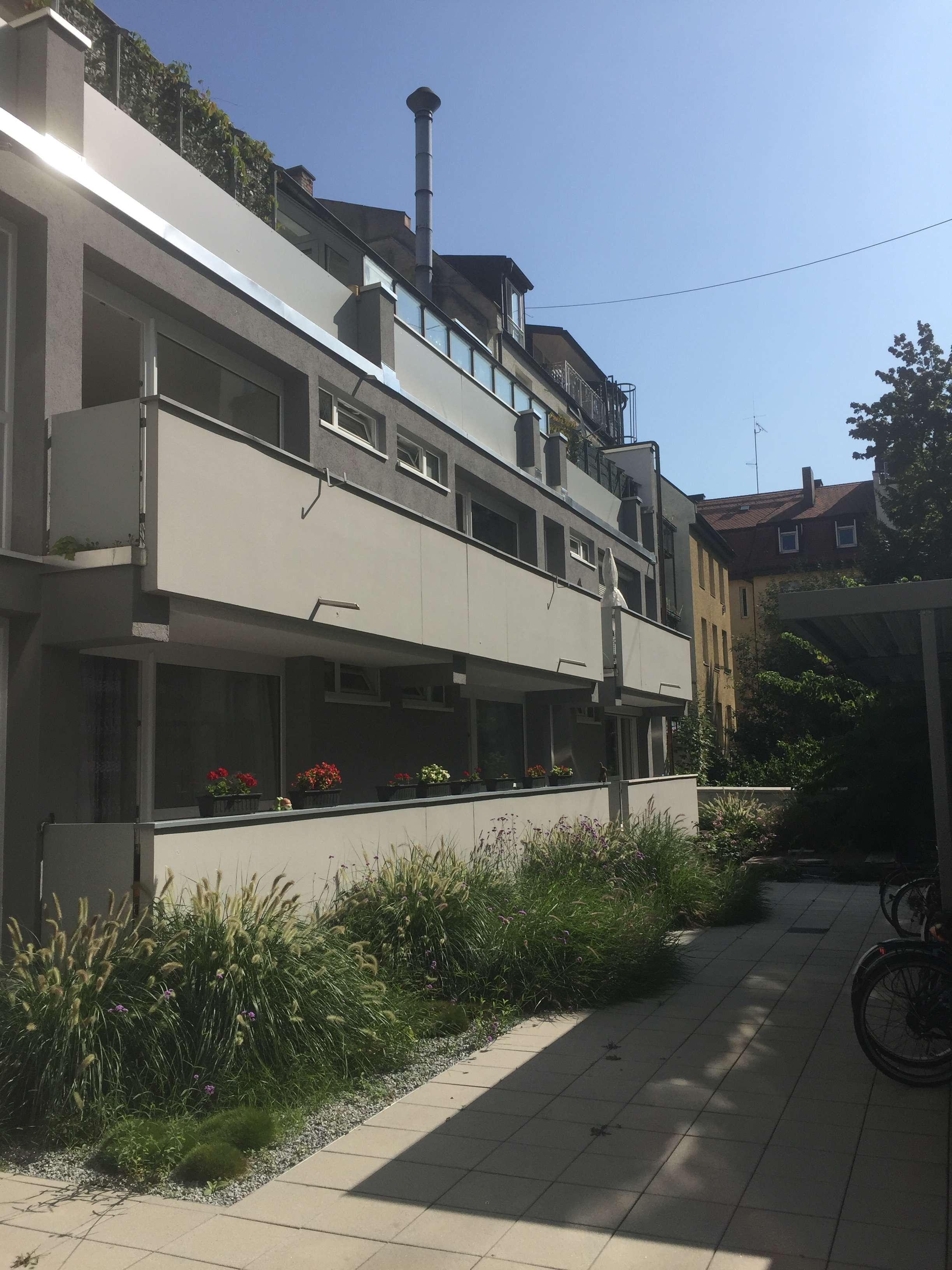 Exklusive möblierte 1-Zimmer-Wohnung in Schwabing-West, München in Schwabing-West (München)