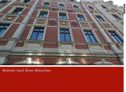 Gut geschnittene 2-Zimmer-Wohnung mit Terrasse in Plagwitz