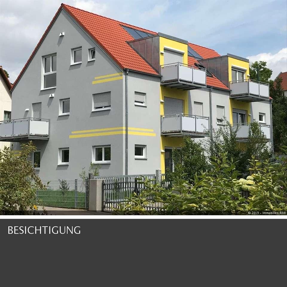 !!Neubau!! 3-Zimmer Wohnung im Erdgeschoß zum Erstbezug in Konradsiedlung-Wutzlhofen (Regensburg)