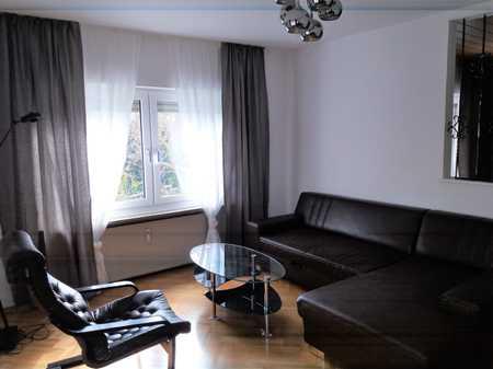 Möblierte, modernisierte 3-Zimmer-Garten-Wohnung in Stadeln / Herboldshof / Mannhof (Fürth)