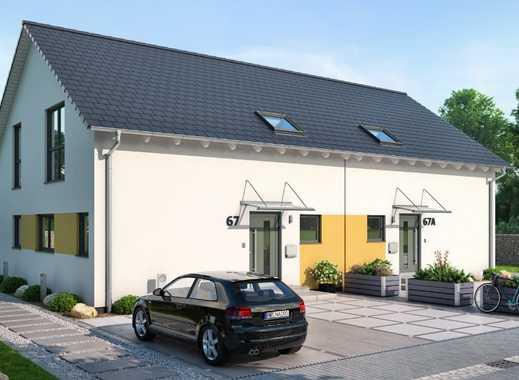 Eigenheim statt Miete - Doppelhaushälfte in 77694 Kehl-Goldscheuer