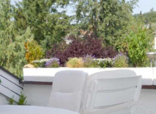 Luxuriöse sonnige 2 Zimmer Wohnung mit Terrasse