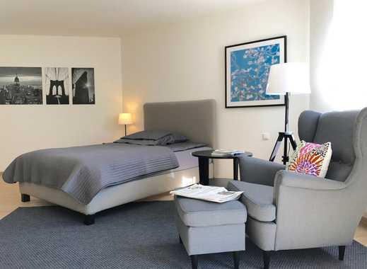 1-Zimmer-Apartment München-Moosach