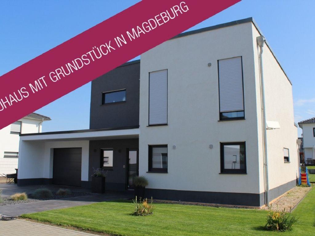Bauhaus bauen in Magdeburg ...