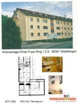 Souterrain Wohnung in Augsburg Kreis