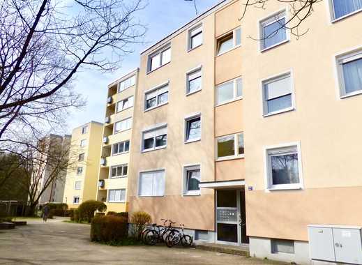NEU! Sonnige, moderne 3 Zimmer Wohnung mit Loggia und EBK!