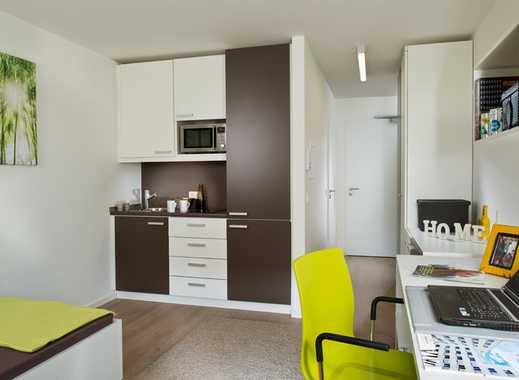 Möblierte 1-Zimmer-Wohnung in Technologiepark- und Universitätsnähe