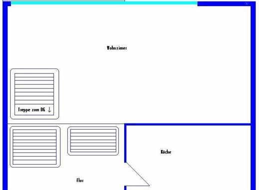 Modernes Einfamilienhaus (RH) mit 4 Zimmern, kl. Garten und PKW-Stellplätzen