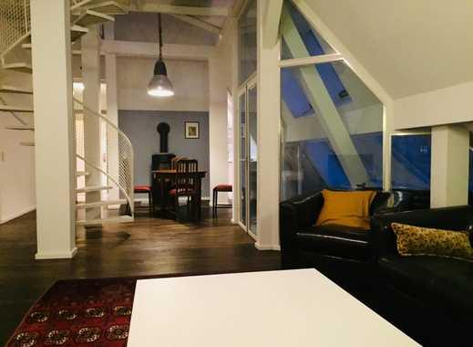 3-Zi (2 Schlafzimmer)-Maisonette DG im Rheingauviertel
