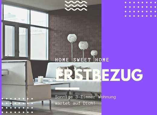 Helle und Sonnige 3-Zi. Wohnung im exklusiven Neubau