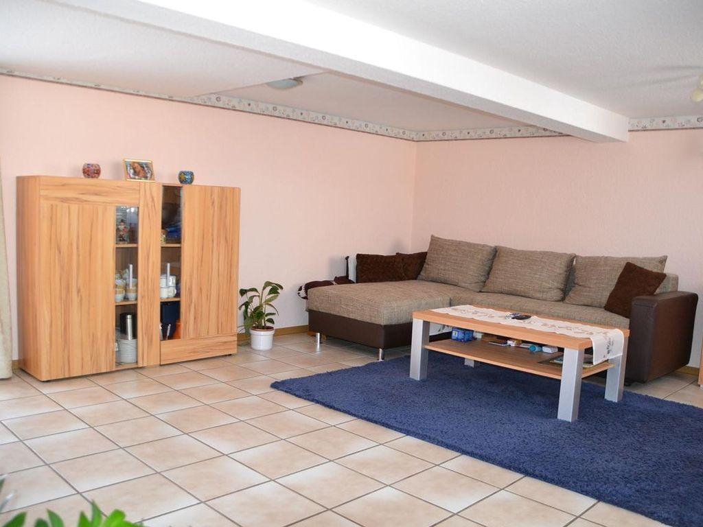 GroB Helle Und Charmante Wohnung Auf Zeit In Erbach Bullau, Kleines Bauernhaus  Für 3 4 Personen
