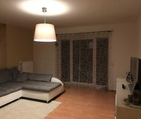 Helle und gut geschnittene 2-Zimmer-Wohnung mit Balkon in Flughafennähe in Moosburg an der Isar
