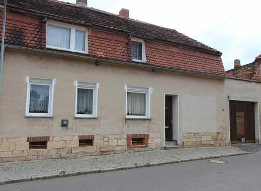 Wohnhaus mit jeder Menge Nutzfläche nebenan - für Hobby, Sport oder Werkstatt ... und Garten!!!