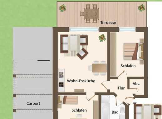 Ansprechende Erdgeschosswohnung mit Garten, zentrumsnah