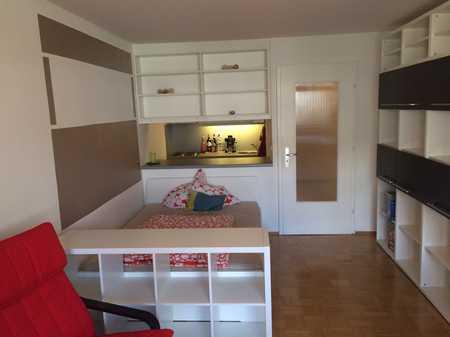 Modern möblierte 1-Zimmer-Wohnung in Ramersdorf in Ramersdorf (München)